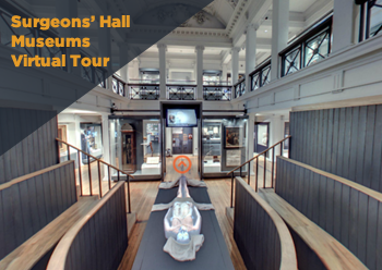 Click to view our virtual tour of the museums