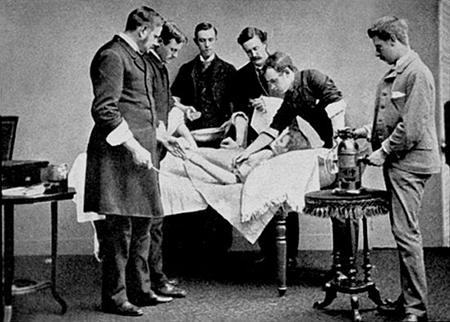 The History of Surgery Museum - Surgeons' Hall Museums, Edinburgh