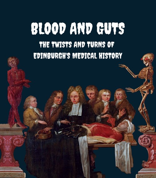 BLOOD AND GUTS NEW